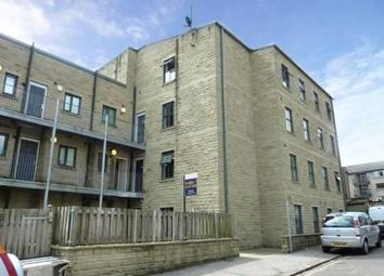 Thumbnail 1 bed flat for sale in Sunderland Street, Halifax