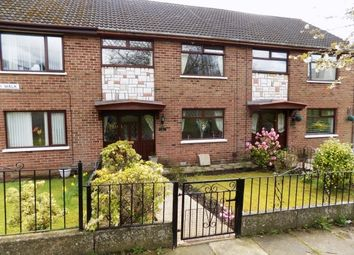 Thumbnail 3 bed terraced house for sale in Creeslough Walk, Dunmurry, Belfast