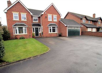 Thumbnail 4 bed detached house for sale in Blurton Priory, Blurton, Stoke-On-Trent