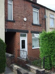Thumbnail 4 bed terraced house for sale in Marion Road, Sheffield