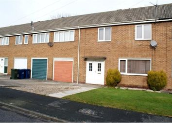Thumbnail 3 bed terraced house for sale in Drysdale Crescent, Brunswick Village, Newcastle Upon Tyne