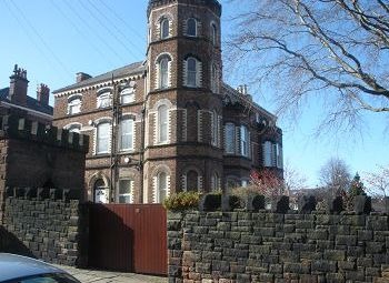 Thumbnail 1 bed flat to rent in 32 Christchurch Road, Oxton, Wirral