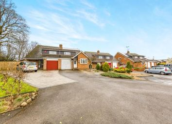 Thumbnail 4 bed semi-detached house for sale in Yateley, Hampshire, 5 Harvest Close