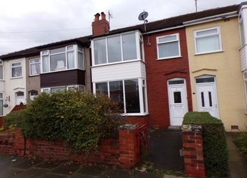 Thumbnail 3 bed terraced house to rent in Lowesway, Blackpool