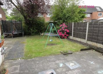 Thumbnail 3 bedroom terraced house to rent in Mendip Avenue, Manchester