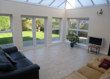 Thumbnail 4 bedroom detached house to rent in Royle Close, Orton Longueville, Peterborough
