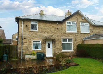 3 bed semi-detached house for sale in Ashbourne Crescent, Ashington, Northumberland NE63