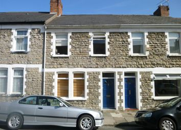 Thumbnail 2 bed terraced house for sale in Queen Street, Barry