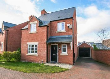 Thumbnail 3 bed detached house for sale in Cowslip Close, Wootton, Northampton