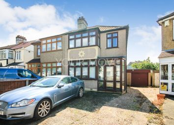 Thumbnail 3 bed semi-detached house for sale in Goldsmith Avenue, Romford