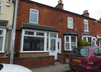 Thumbnail 3 bed terraced house for sale in Thrunscoe Road, Cleethorpes
