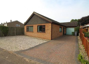 Thumbnail 3 bedroom bungalow for sale in Chapel Court, Norwich