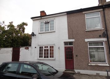 Thumbnail 2 bed end terrace house to rent in Percy Road, London
