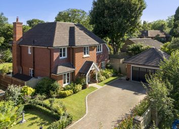 Thumbnail 5 bed detached house for sale in The Laurells, Fetcham, Leatherhead
