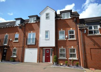 Thumbnail 4 bed terraced house for sale in Cavell Drive, Bishop's Stortford