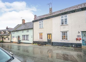 Thumbnail 2 bed terraced house for sale in Hadleigh, Ipswich, Suffolk