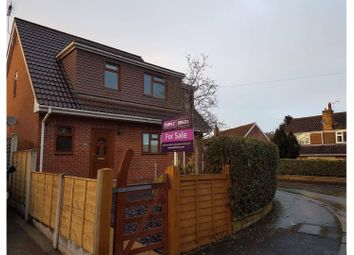 Thumbnail 4 bed detached house for sale in Highbury Park, Warminster