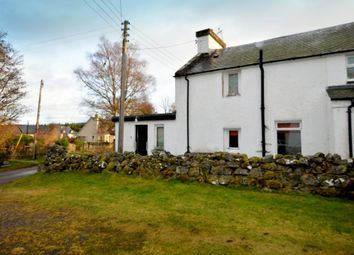Thumbnail 2 bed semi-detached house for sale in 1 Broomhill Cottage, Farr, Inverness