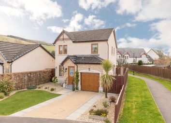 Thumbnail 3 bed detached house for sale in Fawnburn Crescent, Cardrona, Peebles