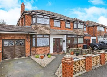 Thumbnail 3 bedroom semi-detached house for sale in Georgina Avenue, Bilston