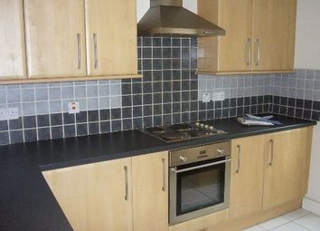 Thumbnail 2 bed flat to rent in Crookesmoor Road, Sheffield