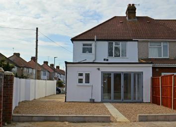 Thumbnail 3 bed semi-detached house for sale in Ferndale Avenue, Hounslow