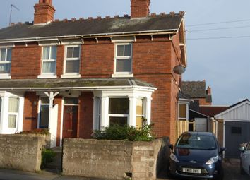 Thumbnail 1 bed maisonette to rent in Kyrle Street, Hereford