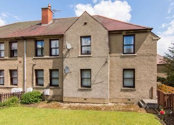 Thumbnail 3 bedroom flat for sale in Eastfield Drive, Penicuik