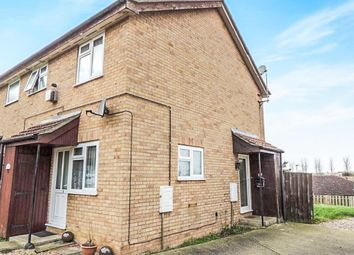 Thumbnail 1 bed end terrace house for sale in Constable Close, Halesworth
