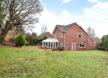 Thumbnail 5 bed semi-detached house for sale in Caves Farm Close, Sandhurst, Berkshire