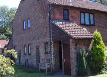 Thumbnail 1 bed end terrace house for sale in 12 Tollwood Park, Crowborough, East Sussex