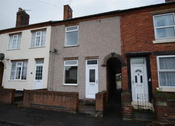 Thumbnail 3 bed terraced house to rent in Wood Street, Alfreton, Derbyshire