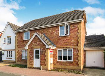 Thumbnail 4 bedroom detached house for sale in Hever Road, Lower Bullingham, Hereford