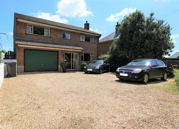Thumbnail 5 bed detached house for sale in Wareham Road, Lytchett Matravers
