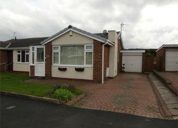 Thumbnail 2 bed semi-detached bungalow for sale in Hilda Park, Chester Le Street, Durham