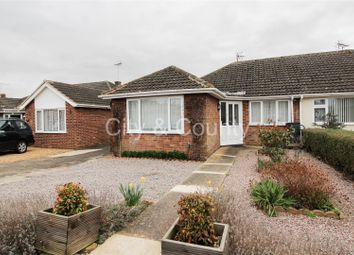 Thumbnail 3 bed semi-detached bungalow for sale in Cissbury Ring, Werrington, Peterborough