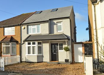 Thumbnail 4 bed semi-detached house for sale in Bond Road, Surbiton