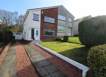 Thumbnail 3 bedroom semi-detached house for sale in Duthie Road, Gourock