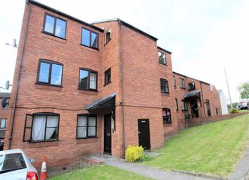 1 bed flat for sale in St Marys Mews, Mold, Flintshire CH7