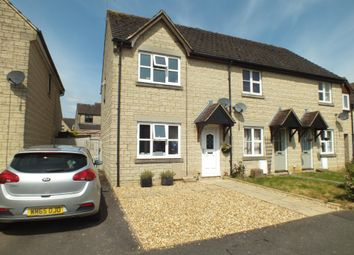Thumbnail 3 bed end terrace house for sale in Haygarth Close, Cirencester
