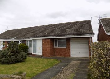 Thumbnail 3 bed semi-detached bungalow to rent in The Oaklands, Middleton One Row, Darlington