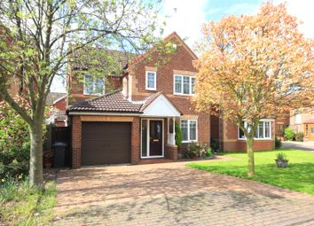 Thumbnail 4 bed detached house for sale in Westongales Way, Bentley, Doncaster