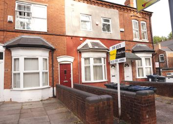 Thumbnail 1 bed flat to rent in Westminster Road, Handsworth, Birmingham