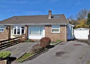 Thumbnail 3 bed semi-detached bungalow for sale in Tyn Y Wern, Tonyrefail, Porth, Rhondda, Cynon, Taff.