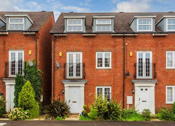 Thumbnail 4 bed end terrace house for sale in Beckett Road, Coulsdon