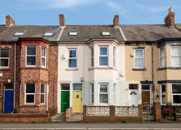 Thumbnail 5 bedroom maisonette for sale in Chillingham Road, Heaton, Newcastle Upon Tyne
