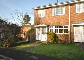 Thumbnail 3 bed end terrace house for sale in Oaklands, Haslemere