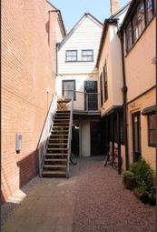 Thumbnail 1 bed flat to rent in Broad Street, Worcester, Worcestershire