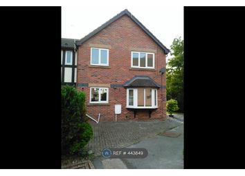 Thumbnail 2 bed terraced house to rent in Helmsley Green, Leyland