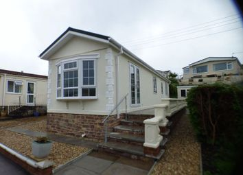 Thumbnail 1 bed mobile/park home for sale in Valley Road, Bilson, Cinderford